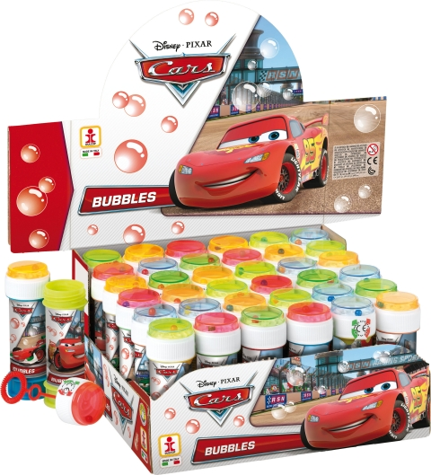 BOLLE MAGIC CARS (BOX36pz)