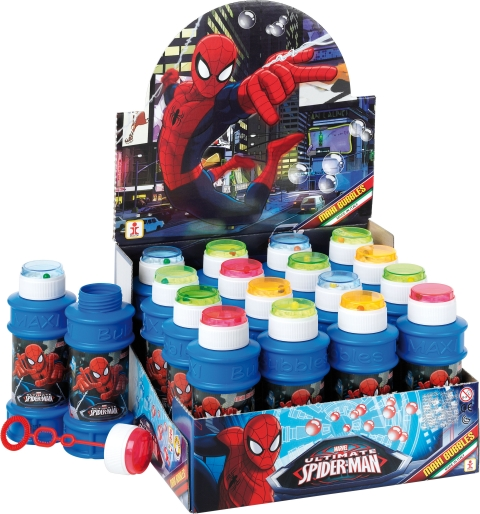 BOLLE MAXI SPIDERMAN (BOX 16pz)