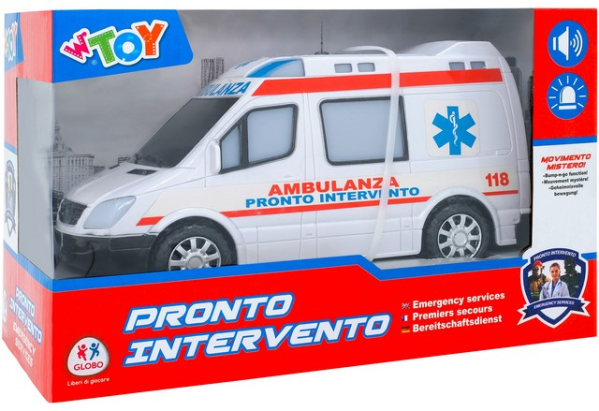 AMBULANZA MOVIMENTO