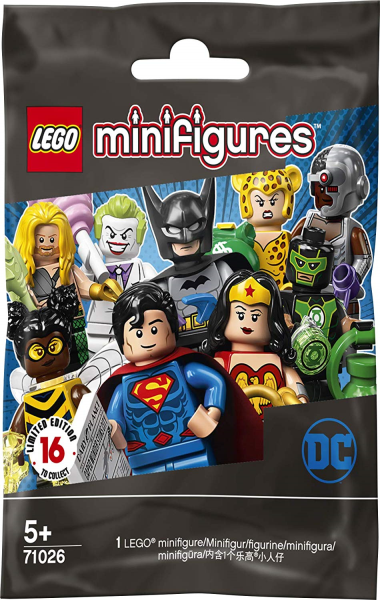 LEGO 71026 DC SUPER HEROES SERIES