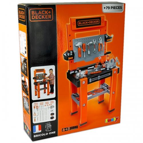 Completi zuin giocattoli for Tavolo lavoro black decker