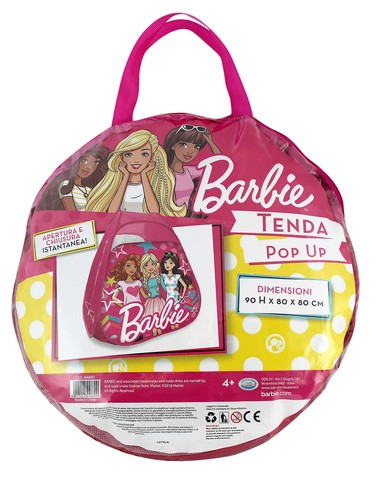 BARBIE TENDA POP UP