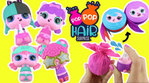 POP POP HAIR COLLECTION